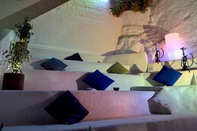 Terraço Shisha Club em Menorca