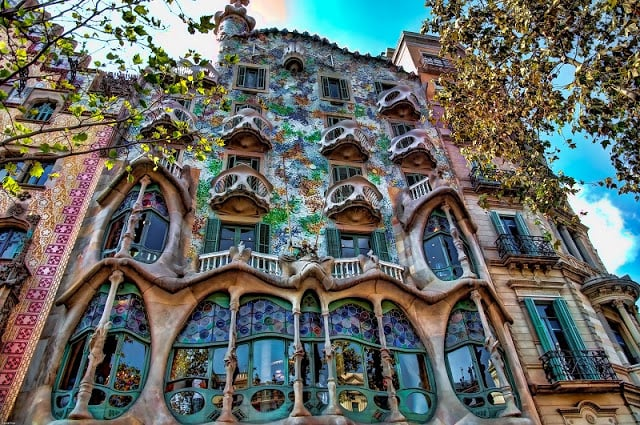 Roteiro Gaudí - Casa Batlló