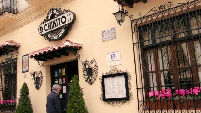 Restaurante Chikito em Granada