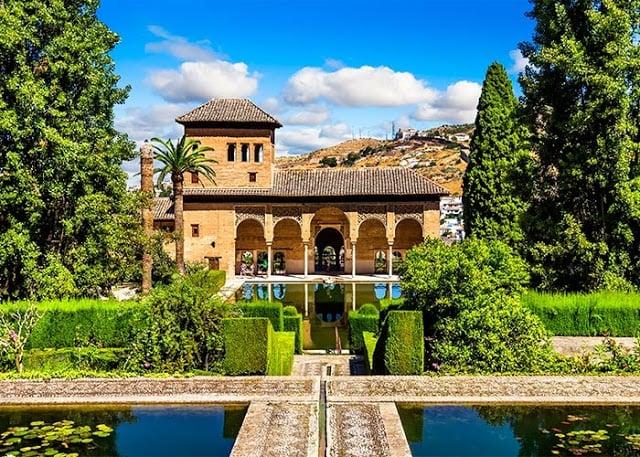 Palácio de Generalife - Granada