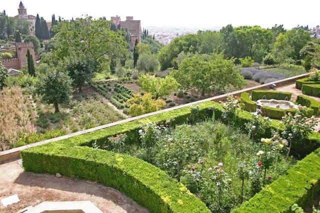 Jardins da Generalife