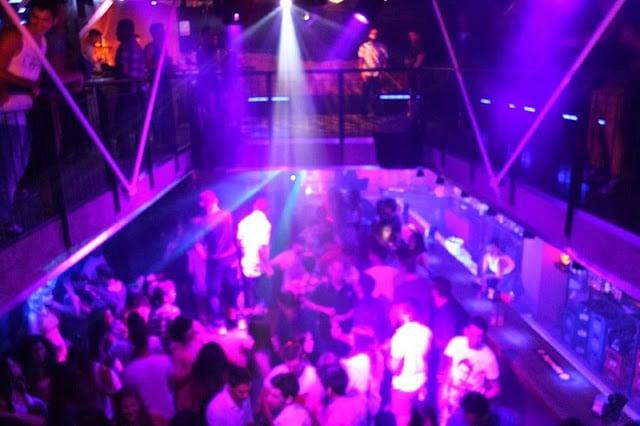 Balada Kopas Club em Menorca