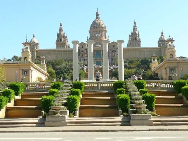 Palau Nacional - Museu Nacional d'Art de Catalunya