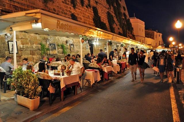 Melhores restaurantes em Menorca