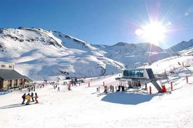 Estação de esqui Boi Taull