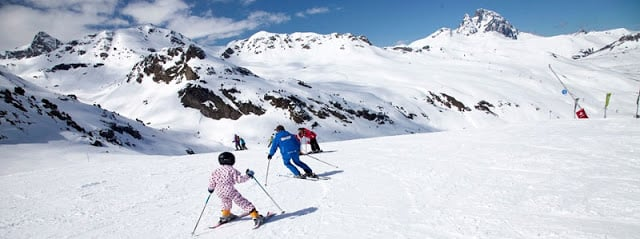 Estação de esqui Formigal - Aragón
