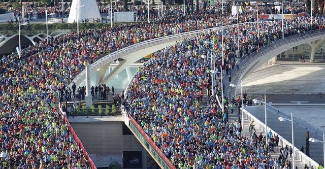 Maratonas na Espanha