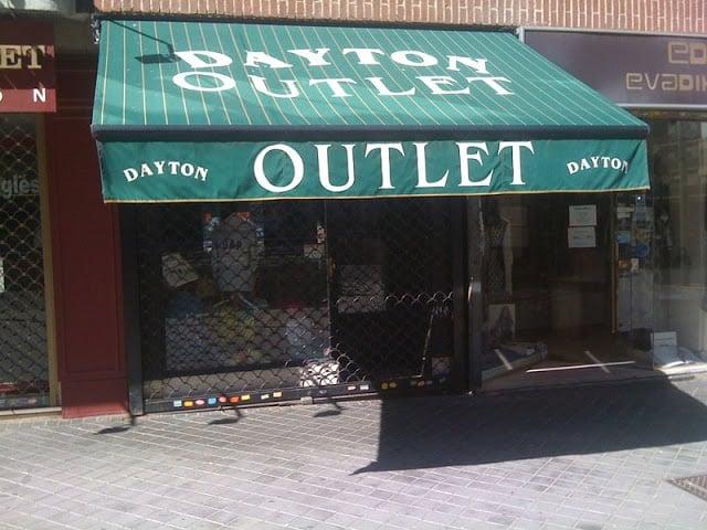 Dayton Outlet em Madri