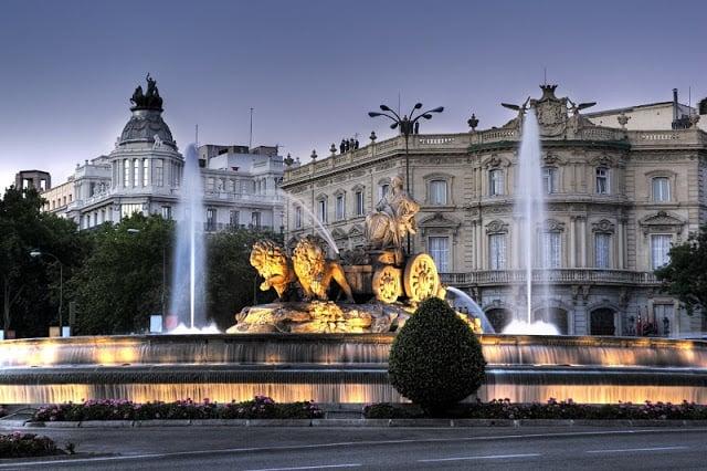 Passeios em Madri no inverno