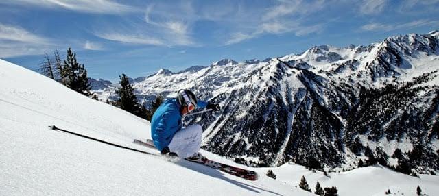 Estação de esqui Baqueira-Beret