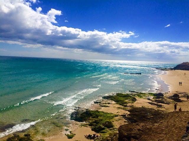 Paisagem das Ilhas Canárias