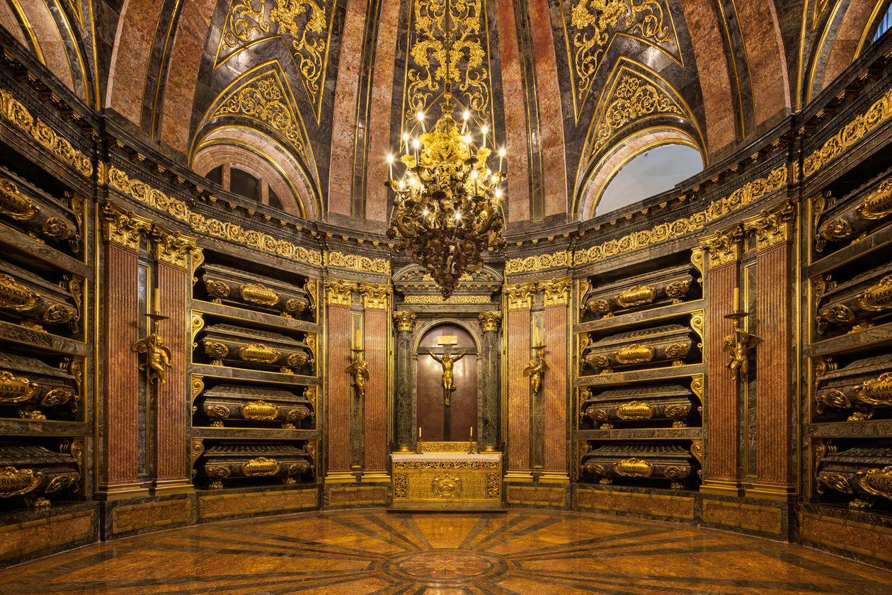 Cripta Real