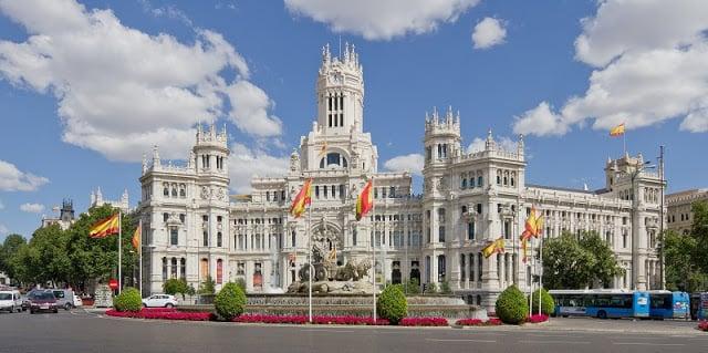 Hostels em Madri