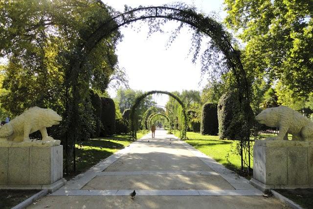 Jardines del Arquitecto Herrero Palacios