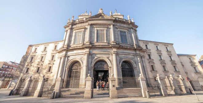 Basílica de San Francisco El Grande em Madri