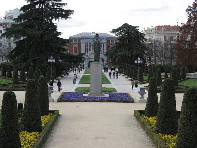 Jardín Madrileño