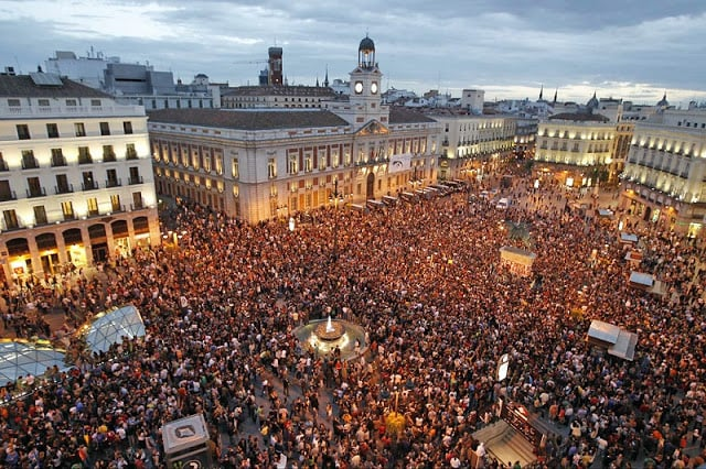 Ministério de Madri - Puerta del Sol