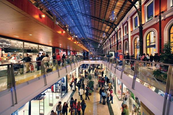 Shopping Príncipe Pio