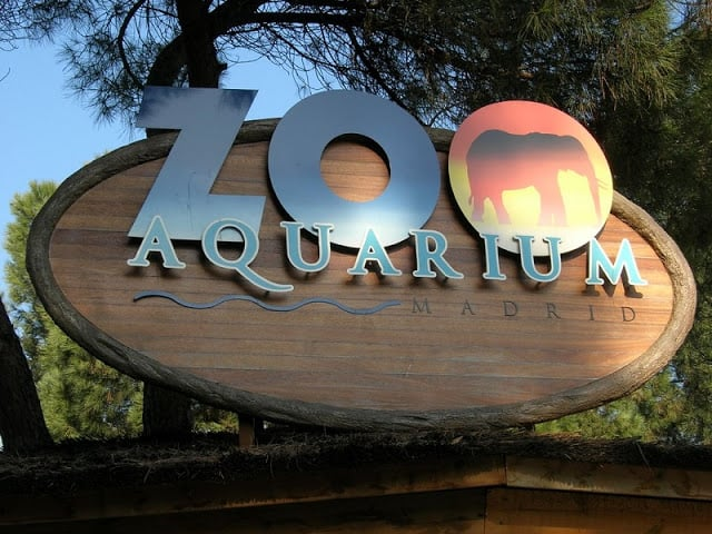 Zoo Aquarium em Madri