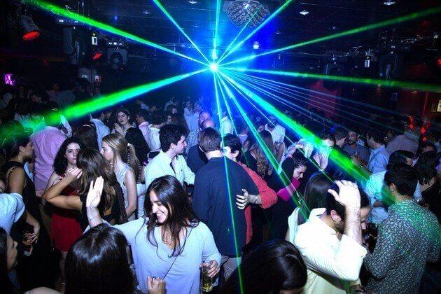 Gabana Club em Madri