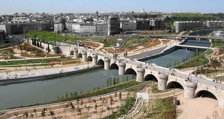 Madrid Rio - ponte