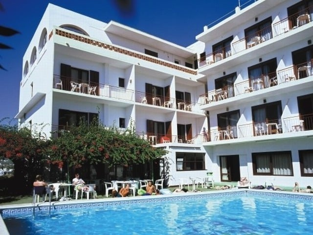 Hostel Anibal em Ibiza