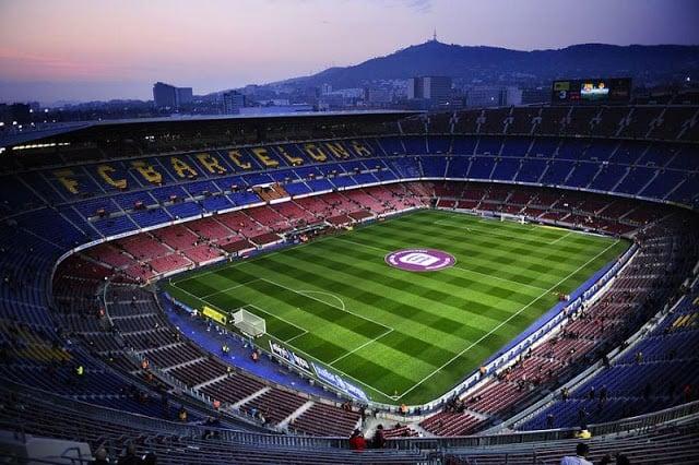 FC Barcelona Tour pelo Camp Nou