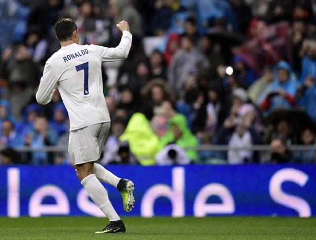 Jogo do Real Madrid
