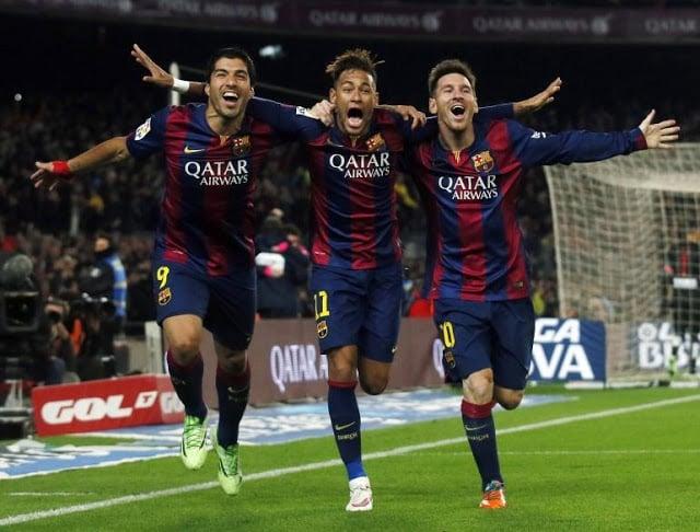 Jogos do Barcelona ou Real Madrid