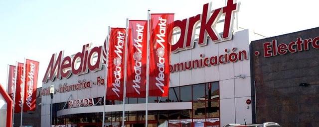 Loja de eletrônicos Media Markt