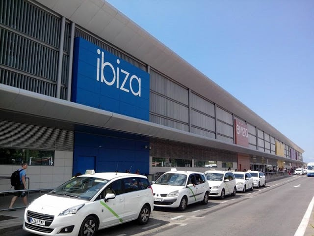 Táxis em Ibiza