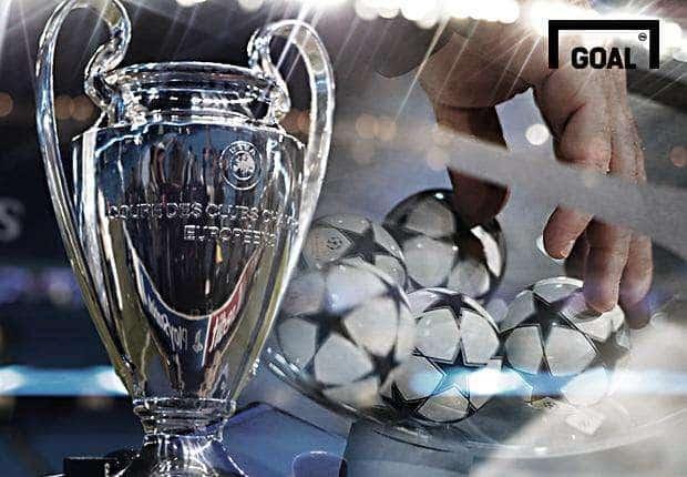 Champions League - sorteio dos times