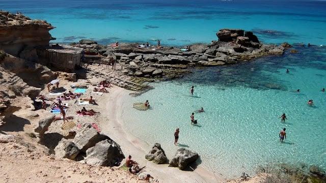 Praia Caló des Mort