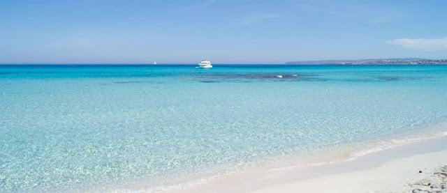 Playa Llevantem Formentera