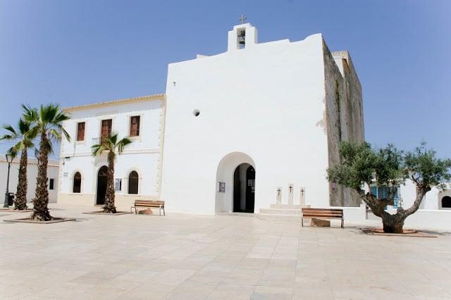 Pontos Turísticos Formentera