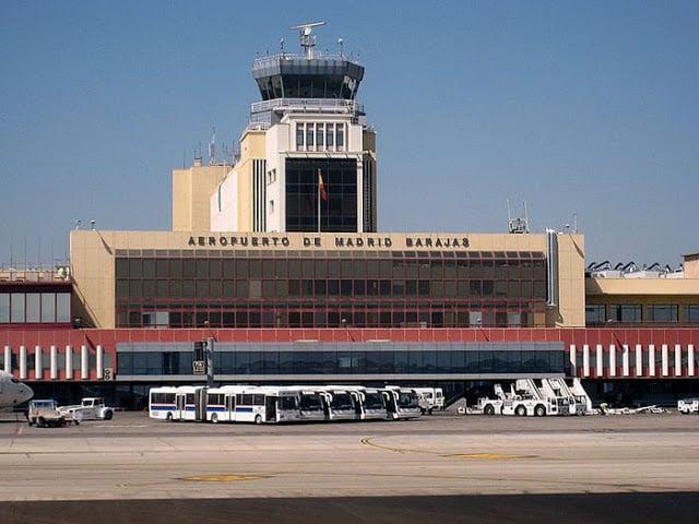 Como ir do aeroporto de Madri até o centro turístico