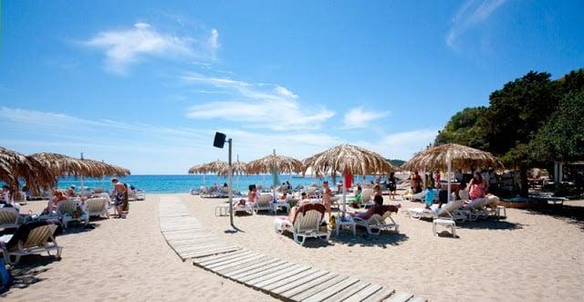 Cala Jondal em Ibiza