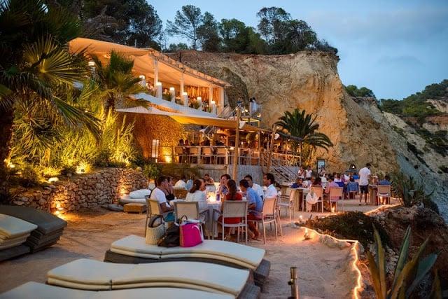 Beach Club Amante em Cala Sol d'en Serra