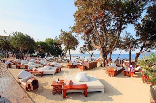 Beach Club Playa Nikiki em Santa Eulália