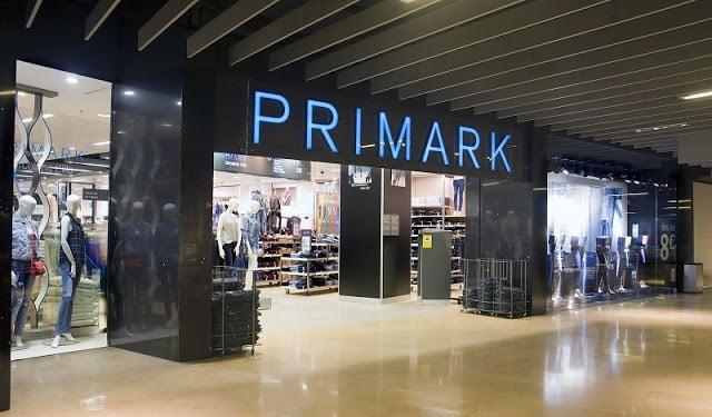 Lojas Primark em Barcelona