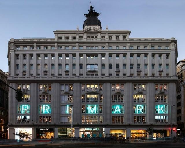 Loja Primark em Madri - Gran Via