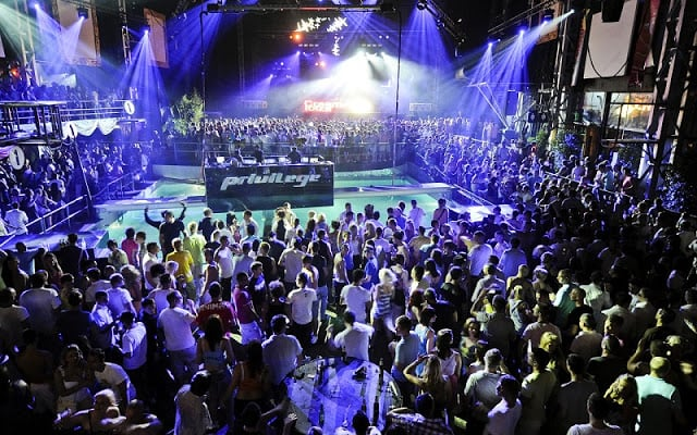 Balada Privilege em Ibiza