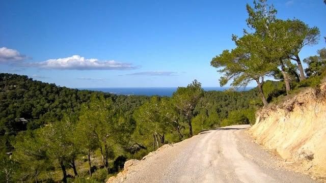 Monte Sa Talaia em Ibiza