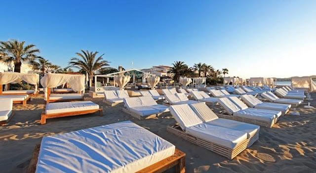Beach Club Ushuaia em Ibiza
