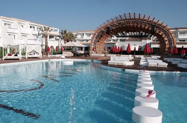 Hotel - Balada Ushuaia em Ibiza