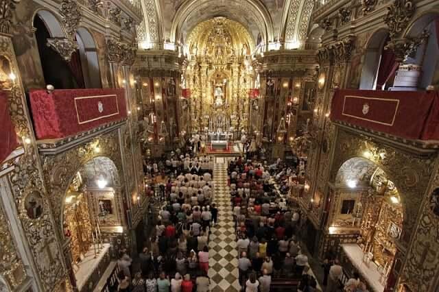 Igreja Basílica de San Juan de Dios