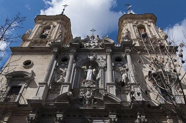 Basílica de San Juan de Dios em Granada