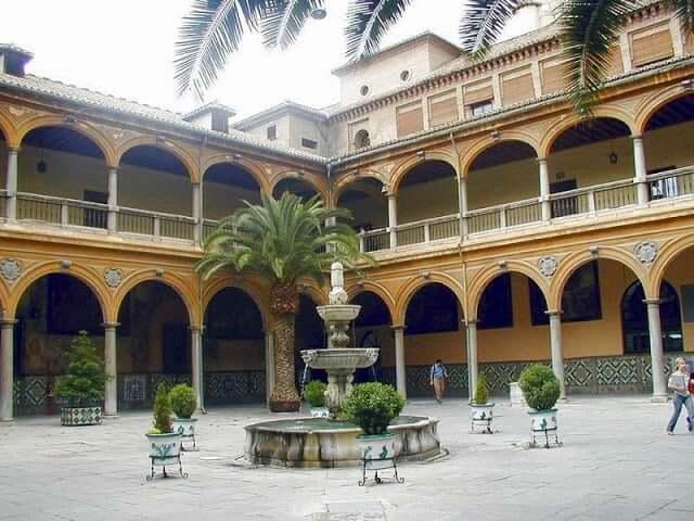 Hospital San Juan de Dios - Granada