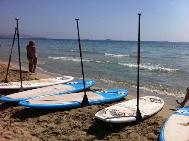 Aluguel de SUP em Ibiza