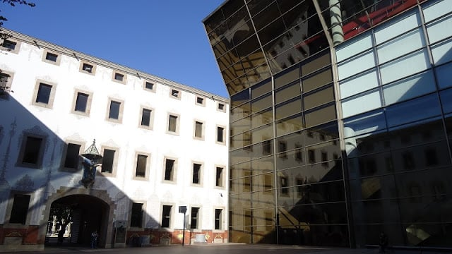 Centro de Cultura Contemporânea de Barcelona (CCCB)